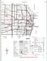 Map Image 030, Kenosha and Racine Counties 1986